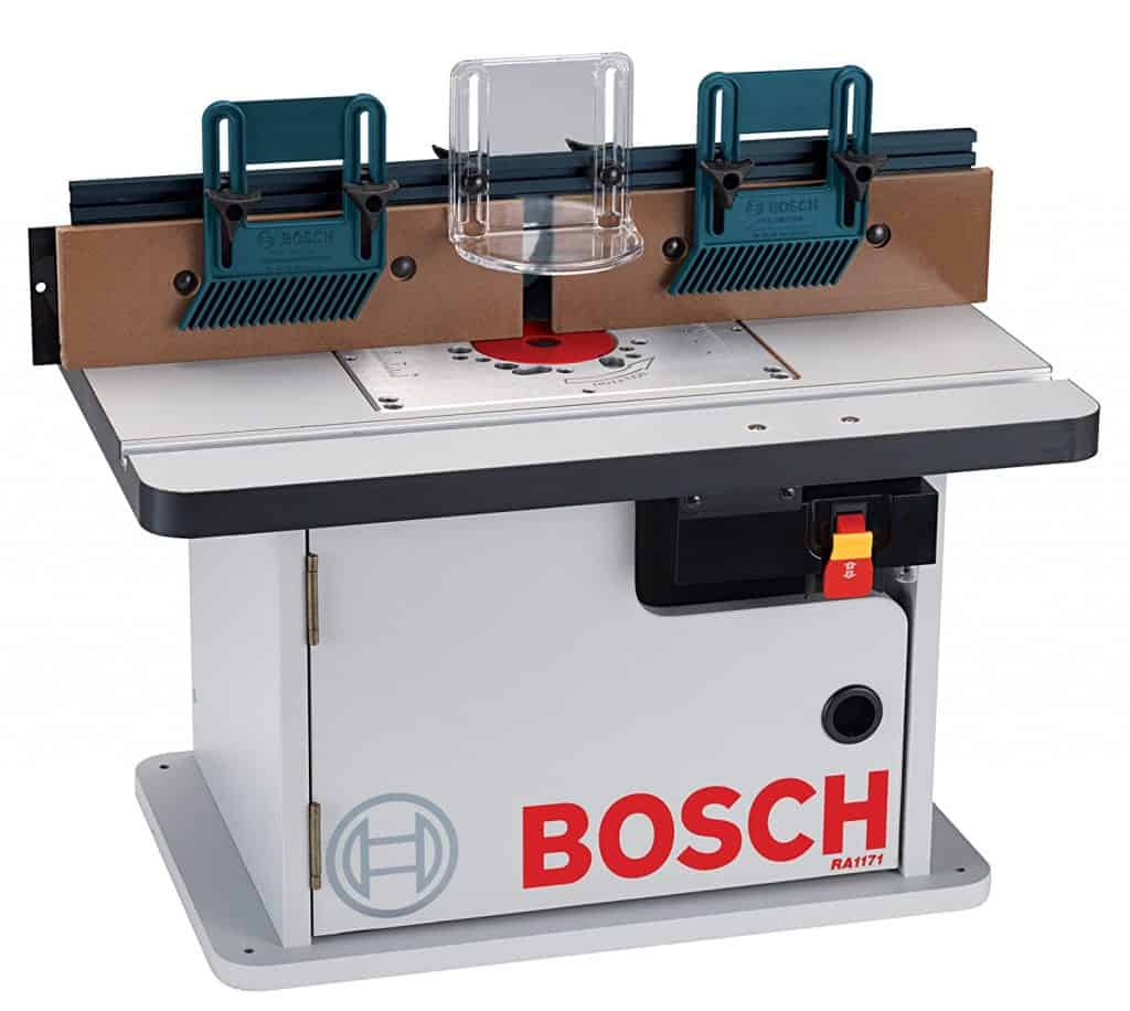 Bosch Cabinet Style RA1171 Router Table