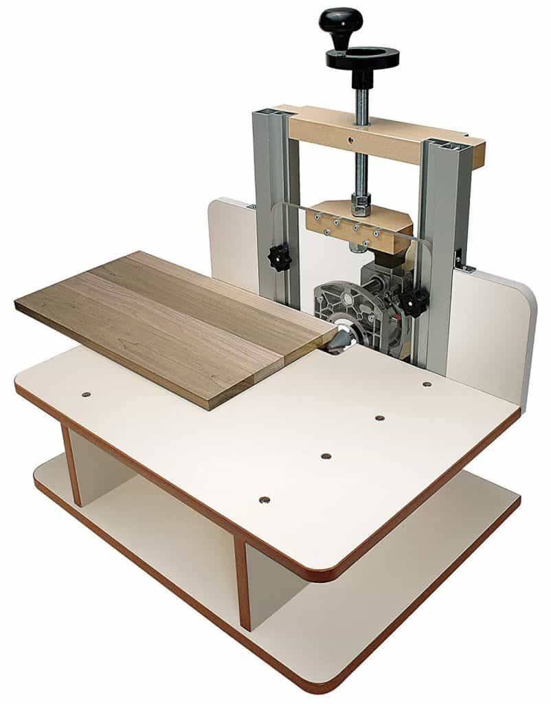 MLCS 9767 The Flatbed Horizontal Router Table