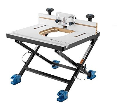 Compact Router Tables
