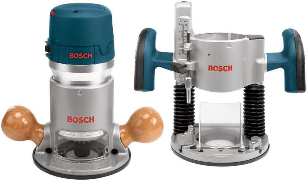 Bosch 1617EVSPK Combo Router Kit