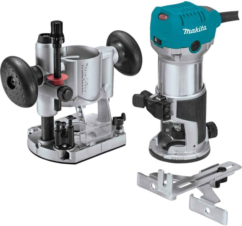 Makita RT0701CX7 Combo Router Kit