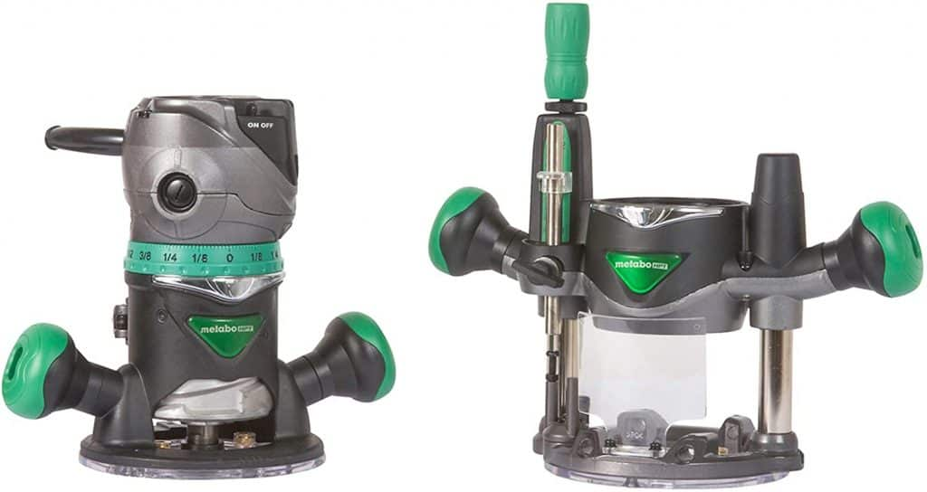 Metabo HPT KM12VC Combo Router Kit